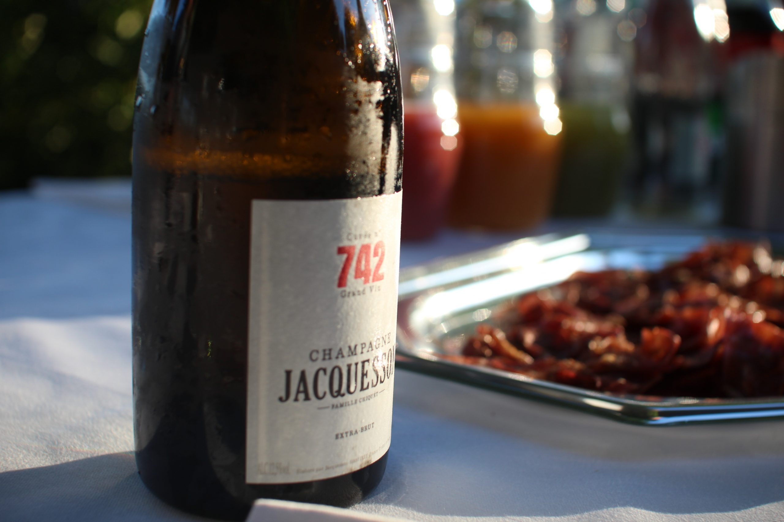 Jacquesson 742 et cecina